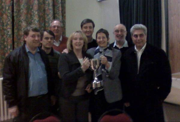 Bramhall Gazette winners